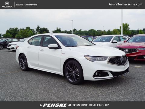 New 2019 Acura TLX FWD A-Spec