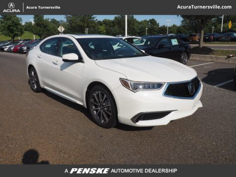 New 2018 Acura TLX FWD V6 w/Technology Pkg With Navigation