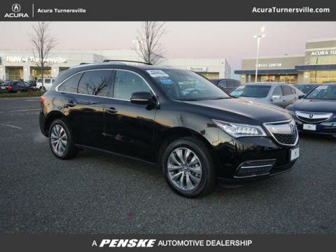 Certified Pre-Owned 2015 Acura MDX SH-AWD with Technology Package SUV