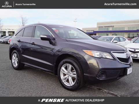 Pre-Owned 2015 Acura RDX FWD 4dr