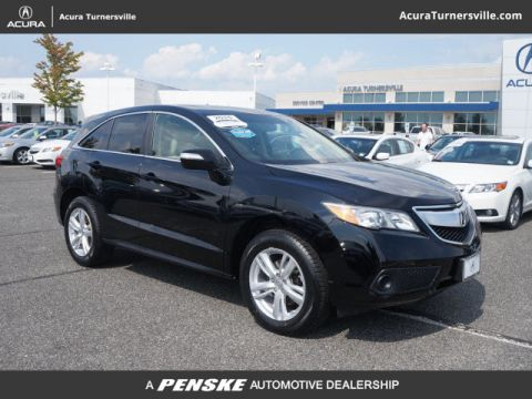 Pre-Owned 2015 Acura RDX AWD 4dr SUV