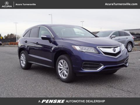 New 2018 Acura RDX AWD with Technology Package With Navigation & AWD