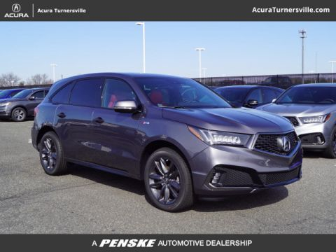 New 2019 Acura Mdx Sh Awd With A Spec Package Suv In Turnersville