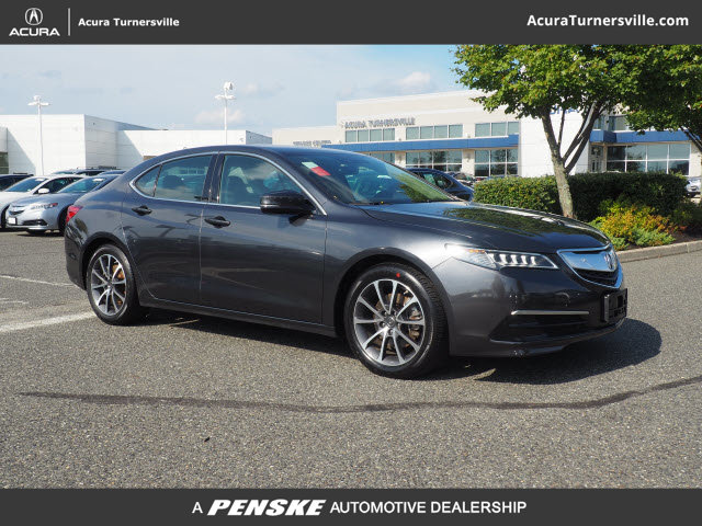 Pre-Owned 2016 Acura TLX 4dr Sedan FWD V6 Tech