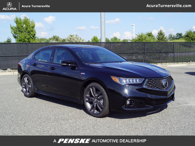 New 2019 Acura TLX 3.5 V-6 9-AT P-AWS with A-SPEC