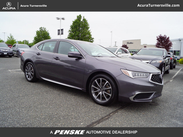 Pre-Owned 2018 Acura TLX 3.5L V6 SH-AWD w/Technology Package