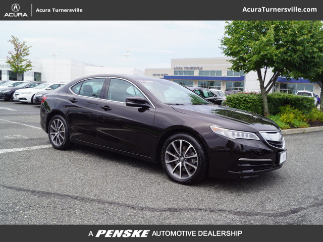 Pre-Owned 2016 Acura TLX 4dr Sedan SH-AWD V6 Tech