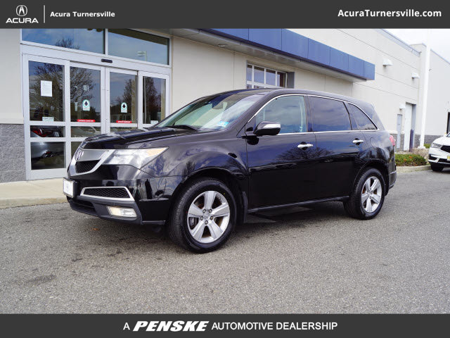 Pre-Owned 2011 Acura MDX AWD 4dr