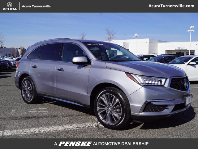 Pre Owned 2017 Acura Mdx Sh Awd W Technology Pkg