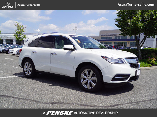 Pre Owned 2016 Acura Mdx 3 5l Sh Awd W Advance Package