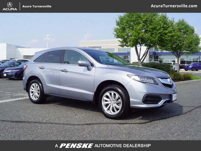 Certified PreOwned Acura RDX AWD SUV In Turnersville RP - Acura rdx lease prices paid