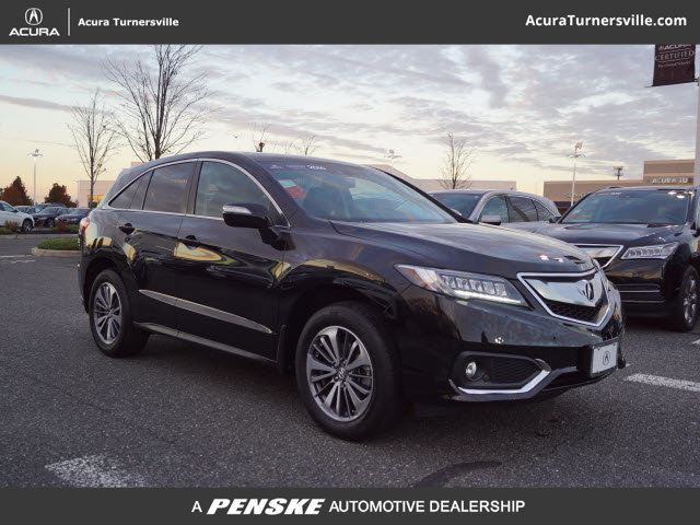 Certified Pre Owned 2016 Acura Rdx Awd With Advance Package
