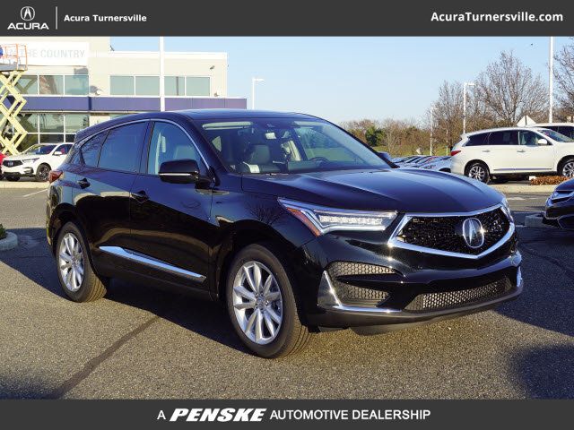 New 2019 Acura Rdx Base Suv In Turnersville Kl012579 Acura