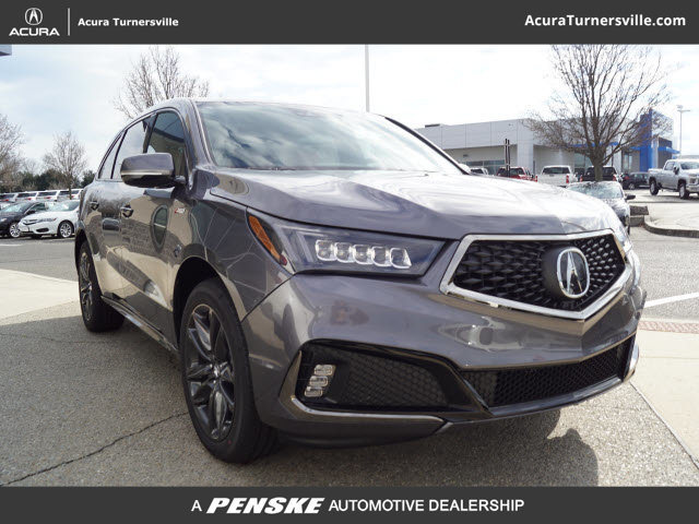 Pre-Owned 2020 Acura MDX SH-AWD 7-Passenger w/Technology/A-Spec Pkg