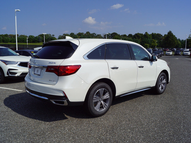 New Acura MDX AWD Sport Utility In Turnersville KK - Acura mdx tires