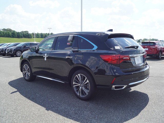 New 2019 Acura Mdx Sh Awd With Technology Package