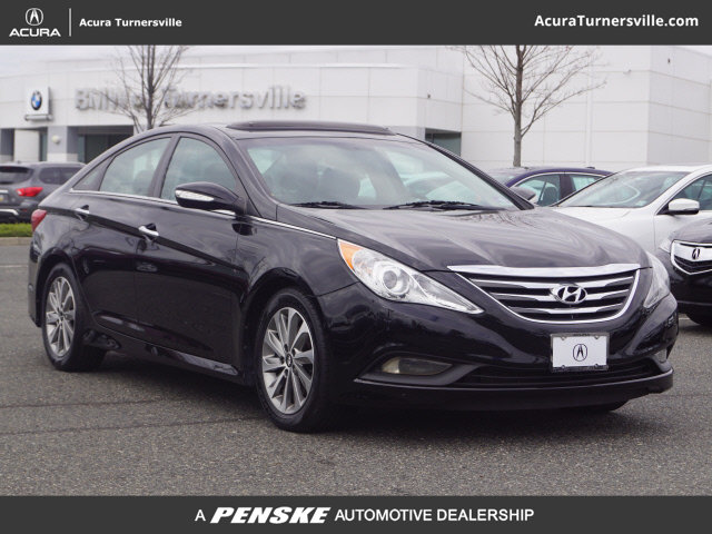 Pre-Owned 2014 Hyundai Sonata 4dr Sedan 2.0T Automatic Limited