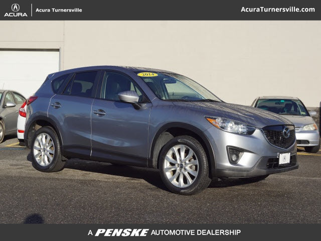 Pre-Owned 2014 Mazda CX-5 AWD 4dr Automatic Grand Touring