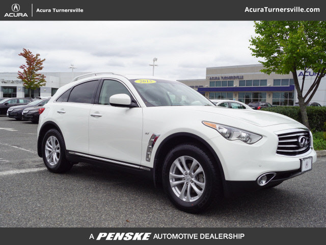 Pre Owned 2015 Infiniti Qx70 Awd 4dr Suv In Turnersville R81894