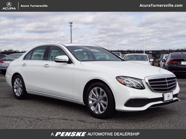 Pre-Owned 2017 Mercedes-Benz E-Class E 300 Sport 4MATIC® Sedan