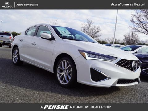 Pre-Owned 2020 Acura ILX Sedan