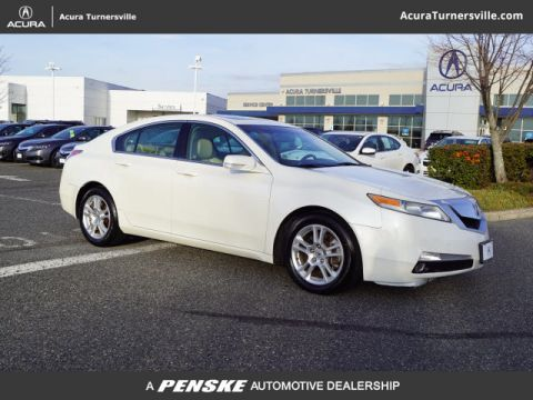 Pre-Owned 2010 Acura TL 4dr Sedan 2WD