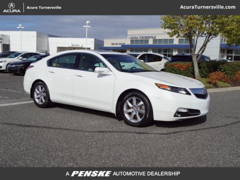 Pre-Owned 2012 Acura TL 4dr Sedan Automatic 2WD