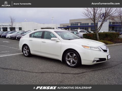 Pre-Owned 2010 Acura TL SH-AWD w/Technology Package