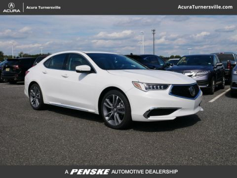 New 2020 Acura TLX V-6 with Technology Package