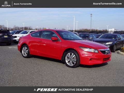 Pre-Owned 2012 Honda Accord Coupe 2dr I4 Automatic EX-L