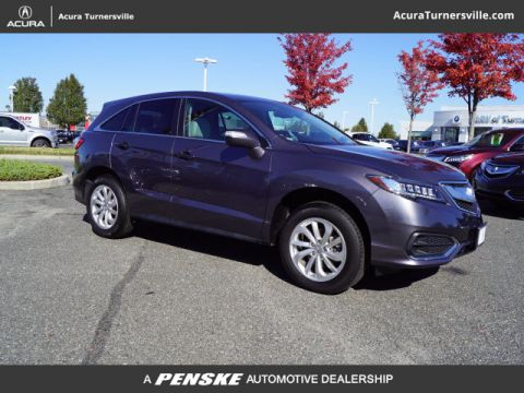 Certified Pre-Owned 2017 Acura RDX with Technology Package