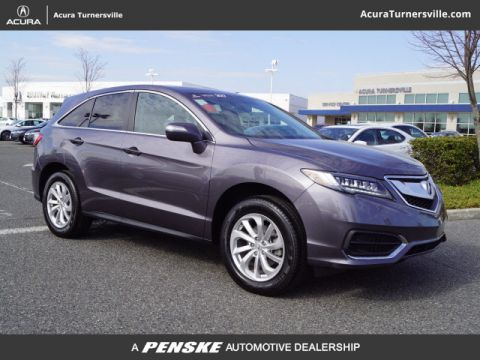 Pre-Owned 2017 Acura RDX Base SH-AWD