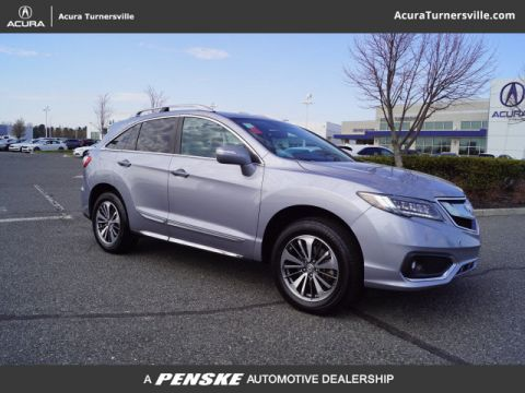 Pre-Owned 2016 Acura RDX AWD 4dr Advance Pkg
