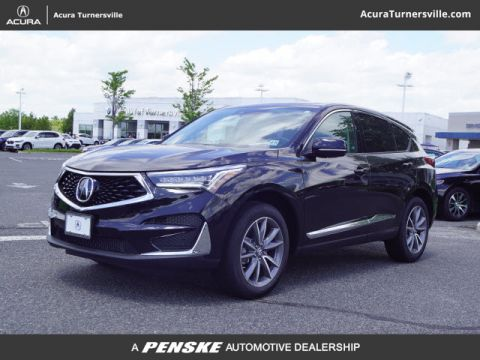 Pre-Owned 2020 Acura RDX FWD w/Technology Pkg