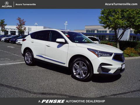 Pre-Owned 2019 Acura RDX FWD w/Advance Pkg