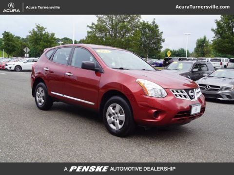 Pre-Owned 2013 Nissan Rogue AWD 4dr S
